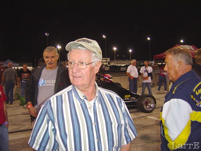 An old cheese head racer Tom Bigelow ran Indy car, sprint and midget for many years