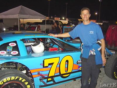 #70 Jeremy Gerstner finished in 12th