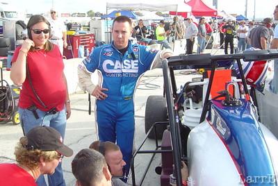 the entire Wayne Ruetimann jr racing family