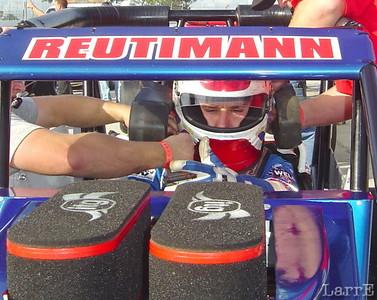 Wayne Ruetimann jr finished one spot behind Sr in 20th