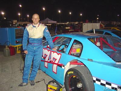 #77 John Gerstner finished 5th