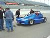 Hoosier looks at Matt Neely's tires