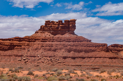 Valley of the Gods - The Seven Sailors