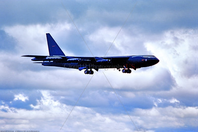 USAF Boeing B-52D Stratpfortress Military Airplane Pictures