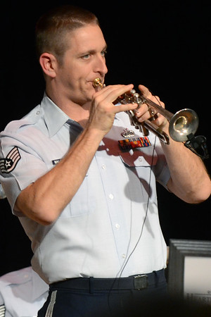 USAF Heartland of America Band concert