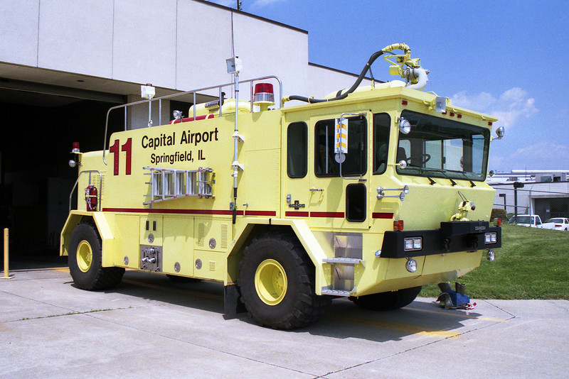 CAPITOL CITY AIRPORT  -  SPRINGFIELD IL