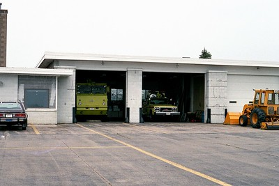 AIRPORT FIRE RESCUE STATION