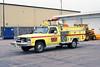 AIRPORT  CFR 2 1988 GMC - E-ONE  500-150-400DRY CHEM -20F