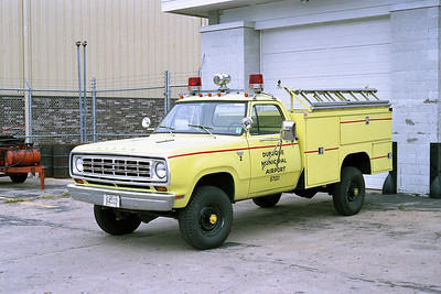 AIRPORT CFR 3 1977 DODGE - ANDERSON