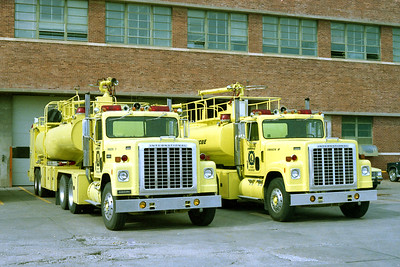 BOEING TRUCK 7 AND TRUCK 8