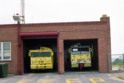 WORCESTER AIRPORT FD MA  FIRE STATION
