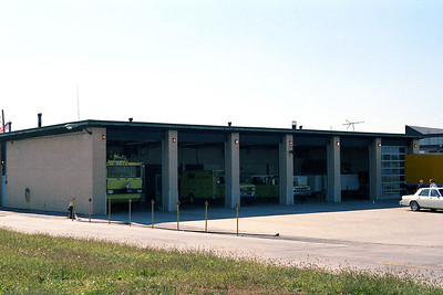 LAMBERT INTERNATIONAL FIRE STATION 2  (TORN DOWN)