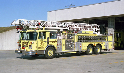 LAMBERT HOOK & LADDER 40  SPARTAN - LTI
