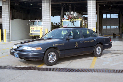 LAMBERT SPARE CAR  CROWN VIC