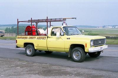 CHETAQUA COUNTY AIRPORT FLUVANNA   CFR 1