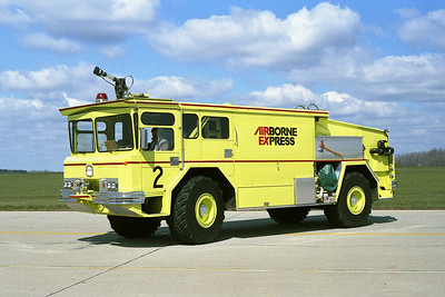 AIRBORNE EXPRESS  OH  CFR 2