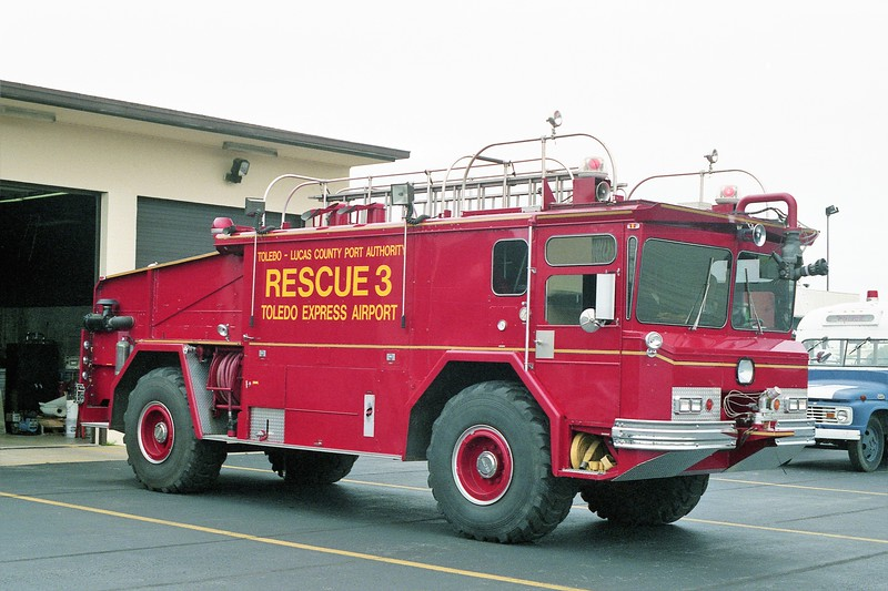 TOLEDO EXPRESS AIRPORT  RESCUE 2  WALTERS