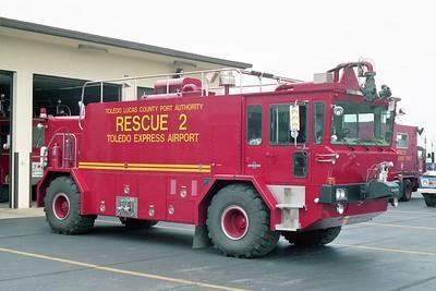TOLEDO EXPRESS AIRPORT  RESCUE 2