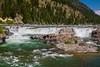 Kootenai Falls and Swinging Bridge