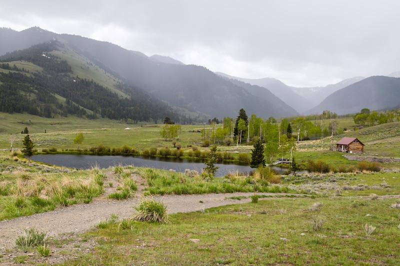Cinnabar Basin