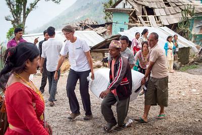 2015 (May) Nepal Earthquake Photographer: Kieran McConville