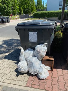 World Service Week 2021 - CleanUp Germany 5