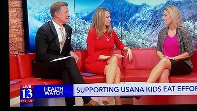 Fox 13 Health Watch Interview