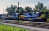 CSX 2669 + 2659 + 8220 Dolton 28 July 1998