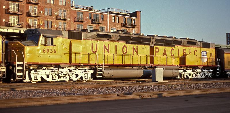 Denver 17 July 1998