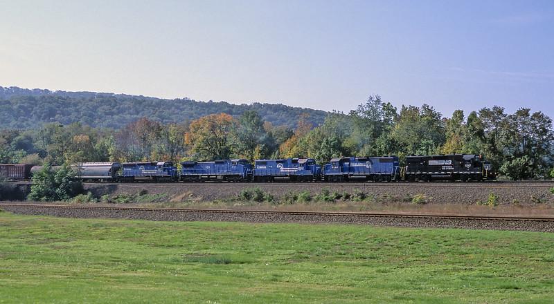 NS5367 + PRR5322 + 5289 + LMS717 + PRR3354 Marysville 6 October 1999