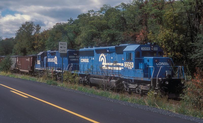 NS 3359 + 5358  Mifflin 5 October 1999