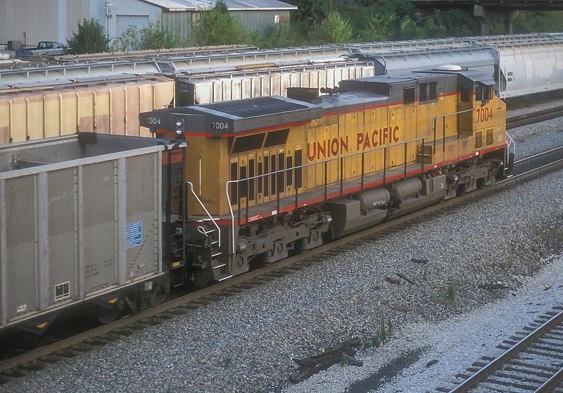 UP  7004 Dalton 27 September 1999