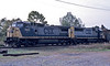 CSX 7845 + 8539 Doswell 8 October 2002