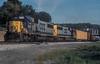 CSX 8519 + 8521 Cumberland 3 October 1999
