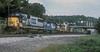 CSX 8505 + (many) others Cumberland 3 October 1999