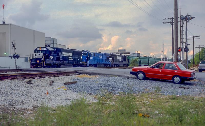 NS 6614 + FAIX 3607 + NS 8065 Dalton 27 September 1999