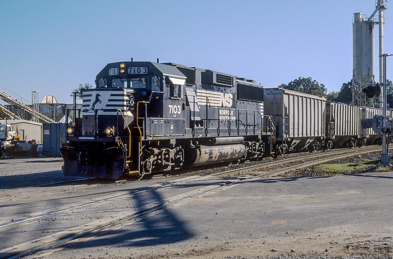 NS 7103 Raleigh 23 September 1999