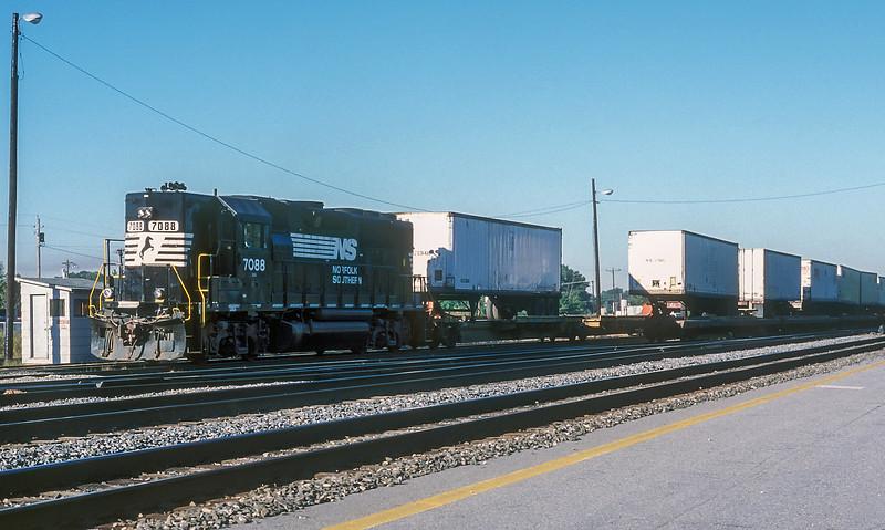 NS 7088 Greensboro 23 September 1999