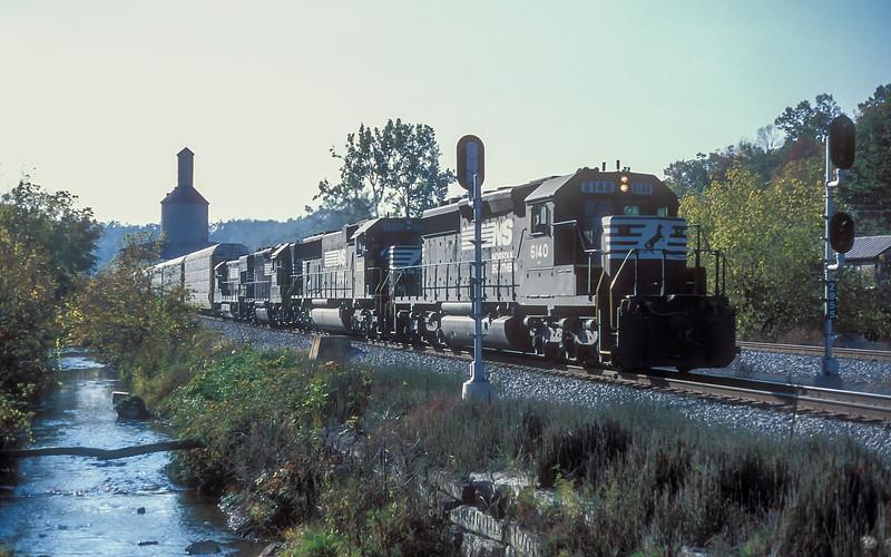 NS 6140 + 2525 + 2780 + 3959 Vicker 7 October 1994
