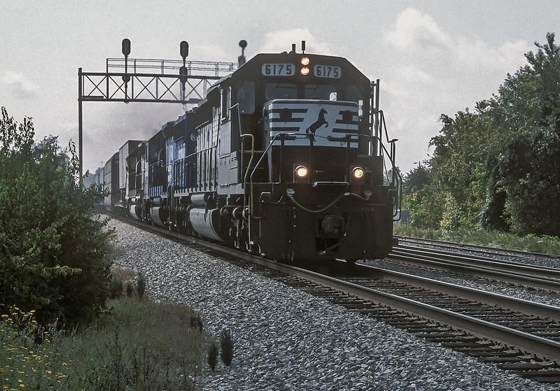 NS 6175 + PRR 3046 + NS 3317 Linwood 26 September 1999