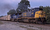 CSX 626 + 782 Doswell 3 October 2002