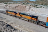 BNSF 5058 + 5371 Barstow 21 March 2005
