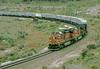 BNSF 4642 Kingman Canyon 19 March 2005
