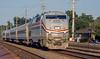 Amtrak 837 Belmont 30 July 1998