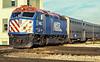 METRA 204 Joliet 13 October 1994