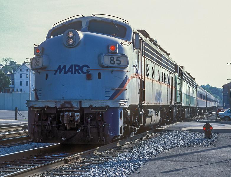 MARC 85 + 68 Brunswick 6 October 1994