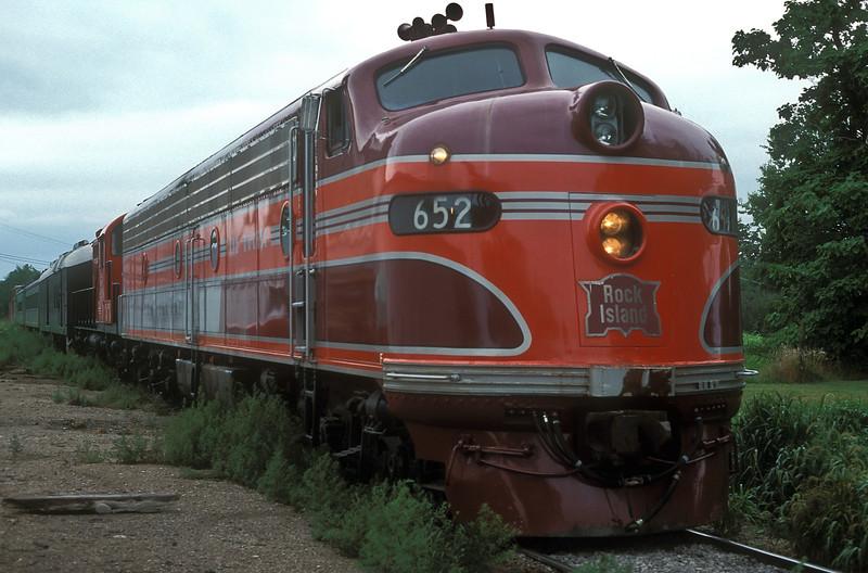 Rock Island 652 Baldwin, Kansas