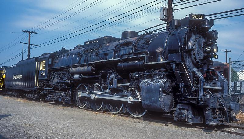 NKP 763 Roanoke 7 October 1994