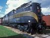 PRR 4800 Pennsylvania Railroad Museum, Strasburg 29 September 1994