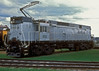 Amtrak 502 Pennsylvania Railroad Museum, Strasburg 29 September 1994